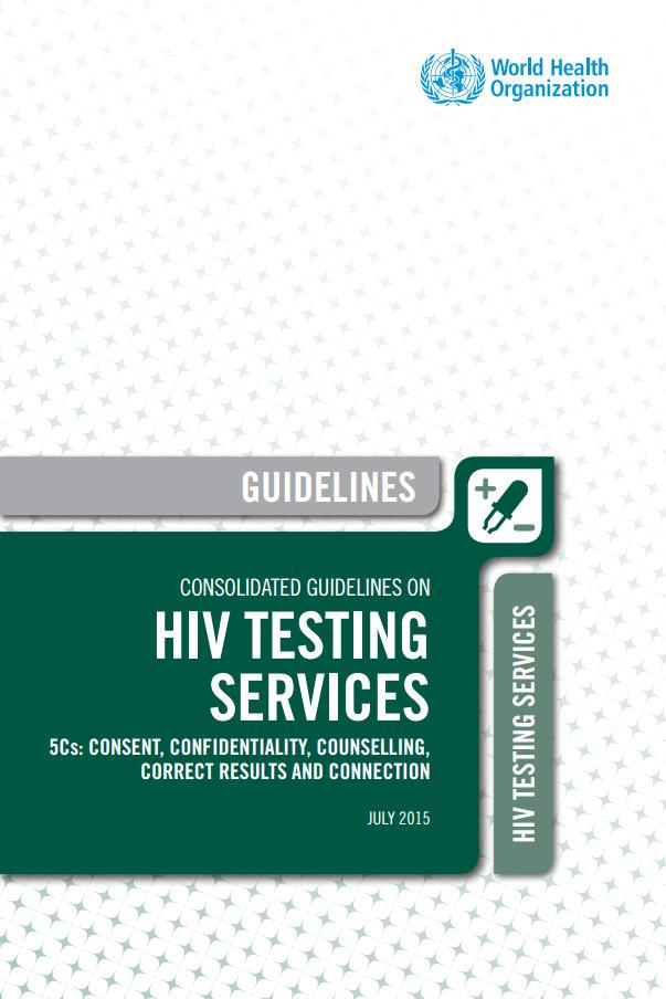 hiv screening and testing guide