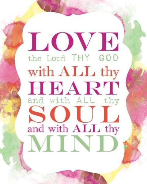 loving god with all your mind study guide