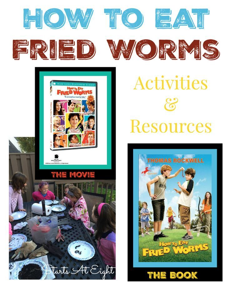 how to eat fried worms guided reading level