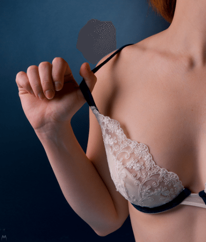 bra fitting guide cup size