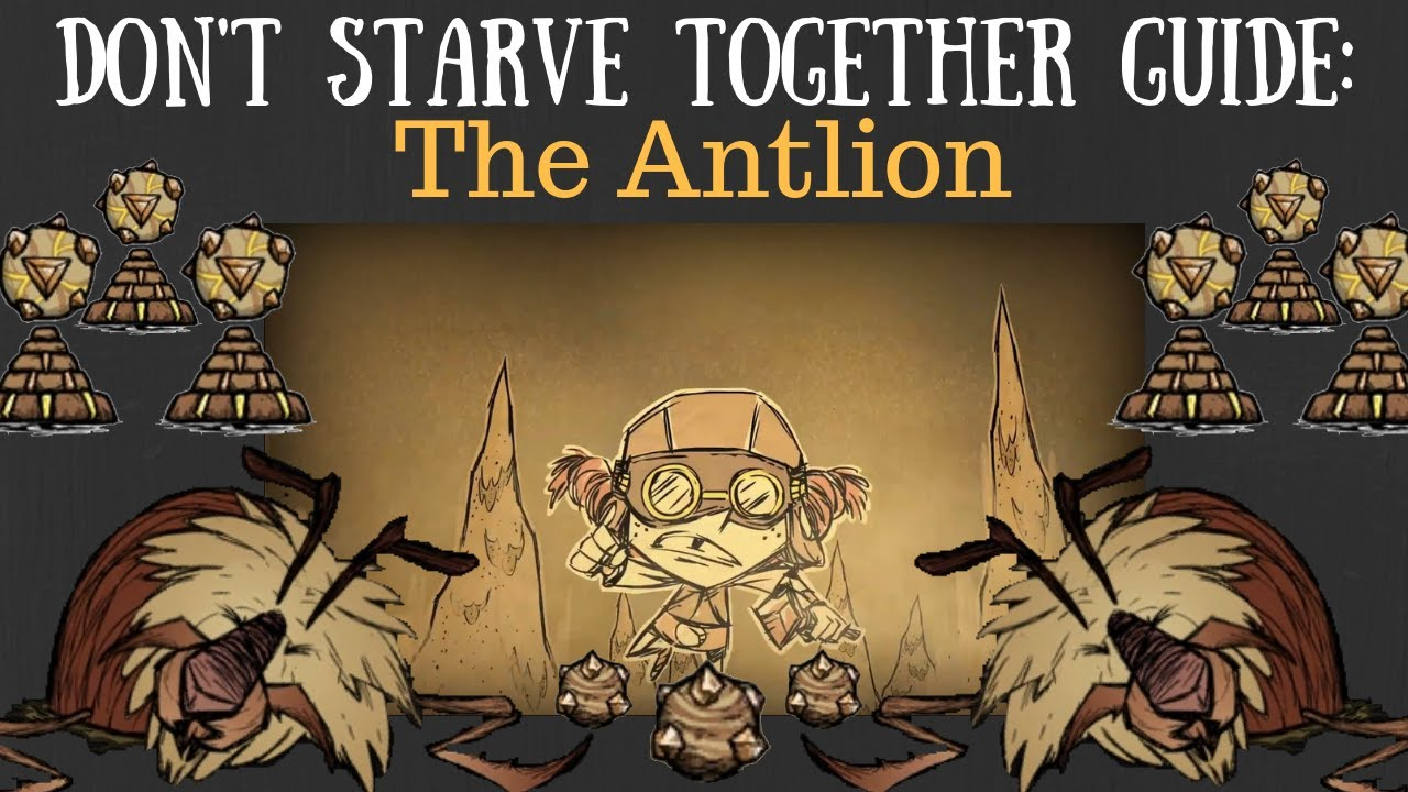 don t starve together advanced guide
