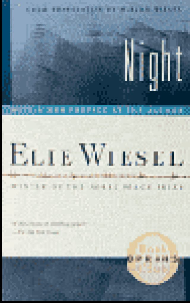 elie wiesel night study guide questions
