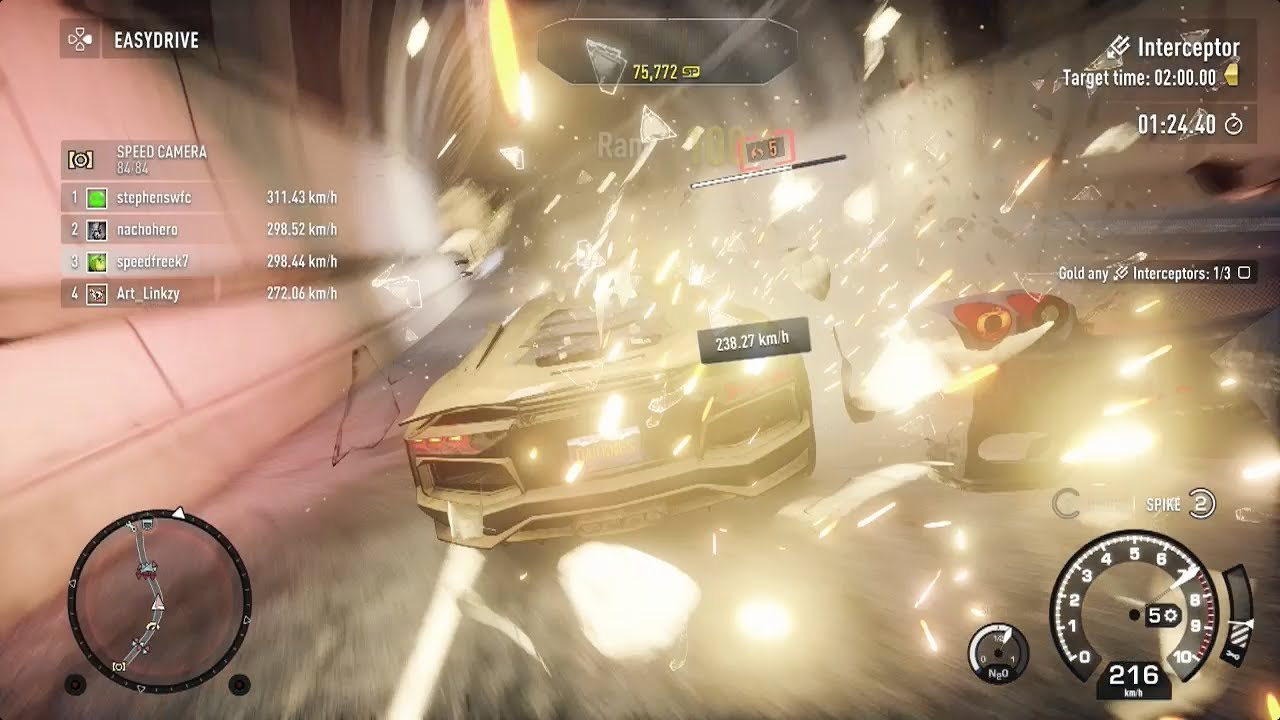 need for speed trophy guide