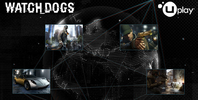 watch dogs qr codes guide